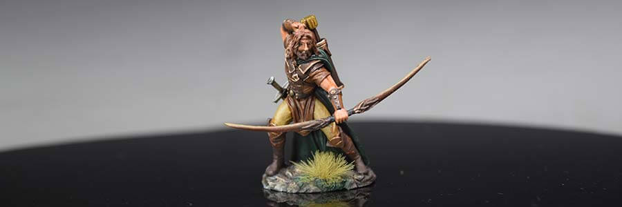 Ranger Miniature Painting Service